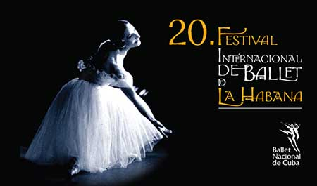 havana's international ballet festival campaign