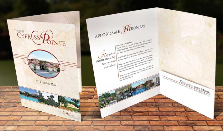 cypress pointe development sales kit